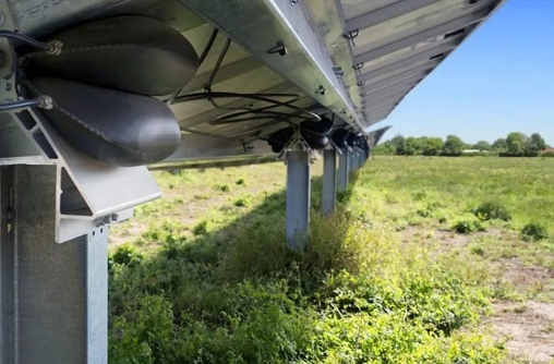 U.S. Company Sunfolding Launches Aerodynamic Photovoltaic Tracking Mounting System