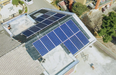 2.5KW Villa Rooftop PV Project in 2015, Shaoxing