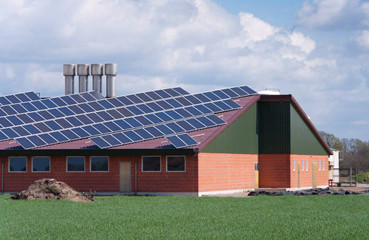1.5KW Rooftop PV Project in 2011, Germany